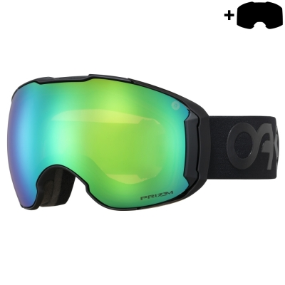 Airbrake® XL Factory Pilot Blackout Snow Goggle