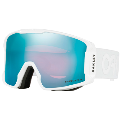LINE MINER™ FACTORY PILOT WHITEOUT PRIZM™ SNOW GOGGLE